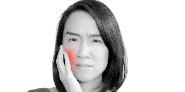 bolący staw skroniowo żuchwowy