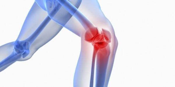 Ból stawu kolanowego i kłucie w kolanie