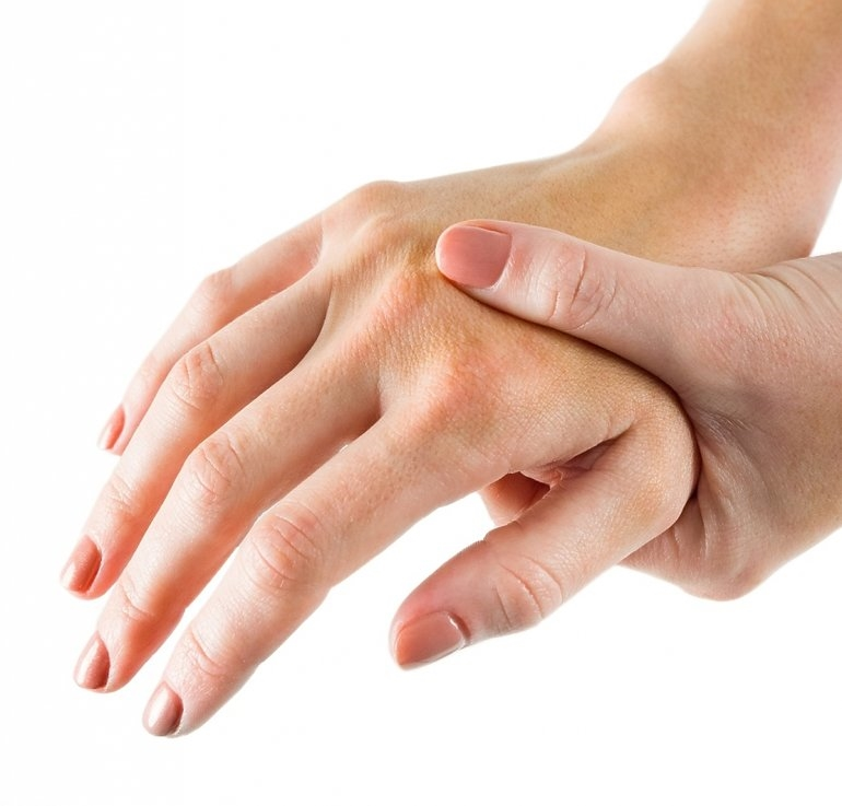 ból dłoni