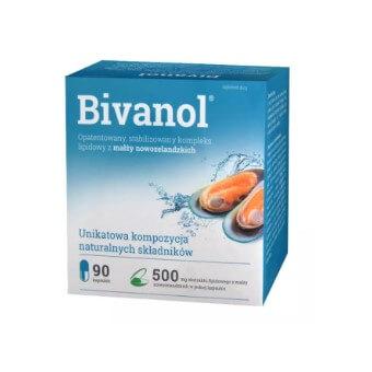 Kapsułki Bivanol